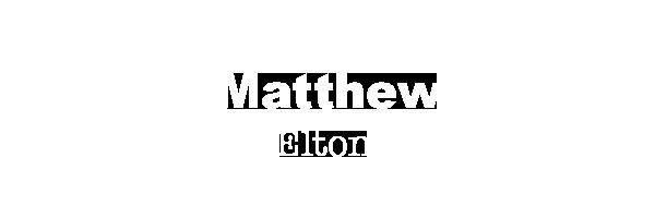 Matthew Elton